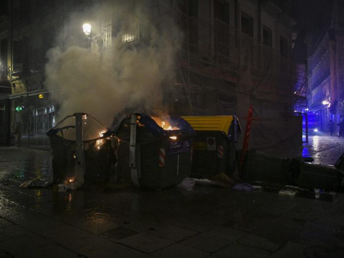 granada-disturbios