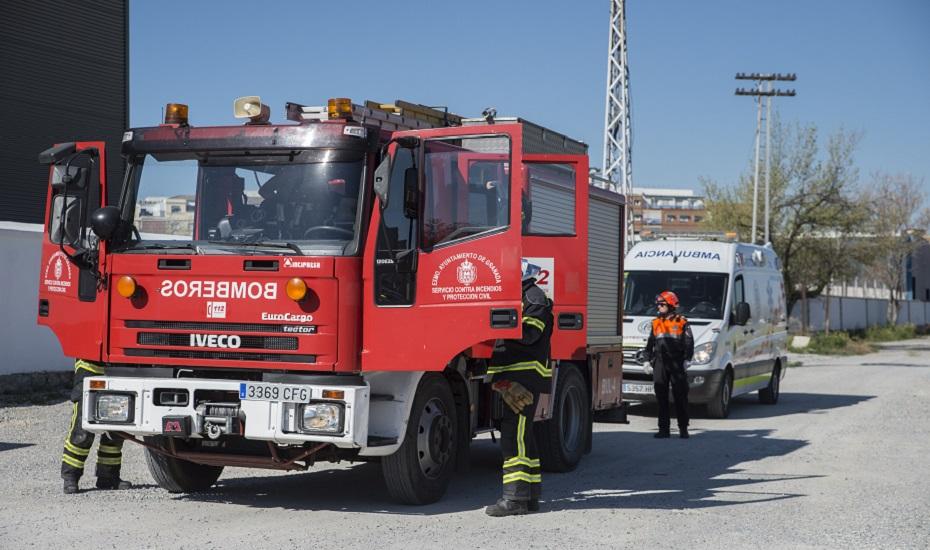 bomberos-granada