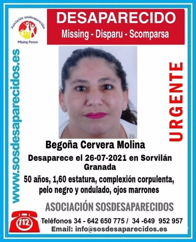 Mujer-Desaparecida-Granada