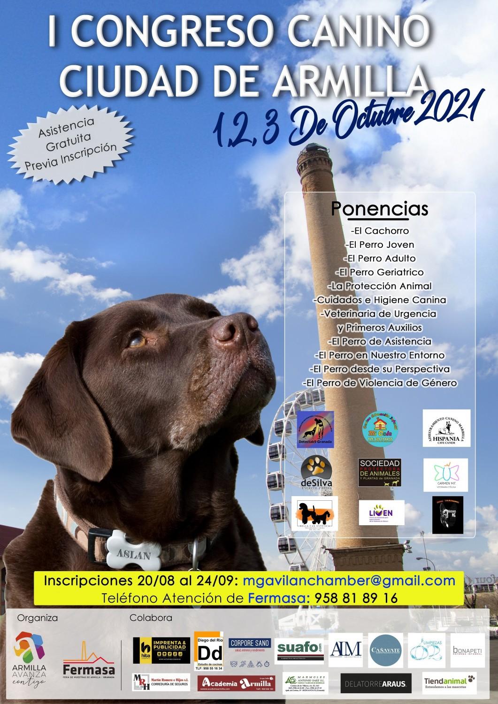 Fermasa acoge en octubre elCongreso-Canino-Ciudad-de-Armilla