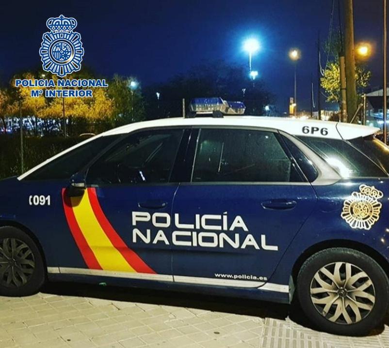 Coche-Policía-Nacional-Granada