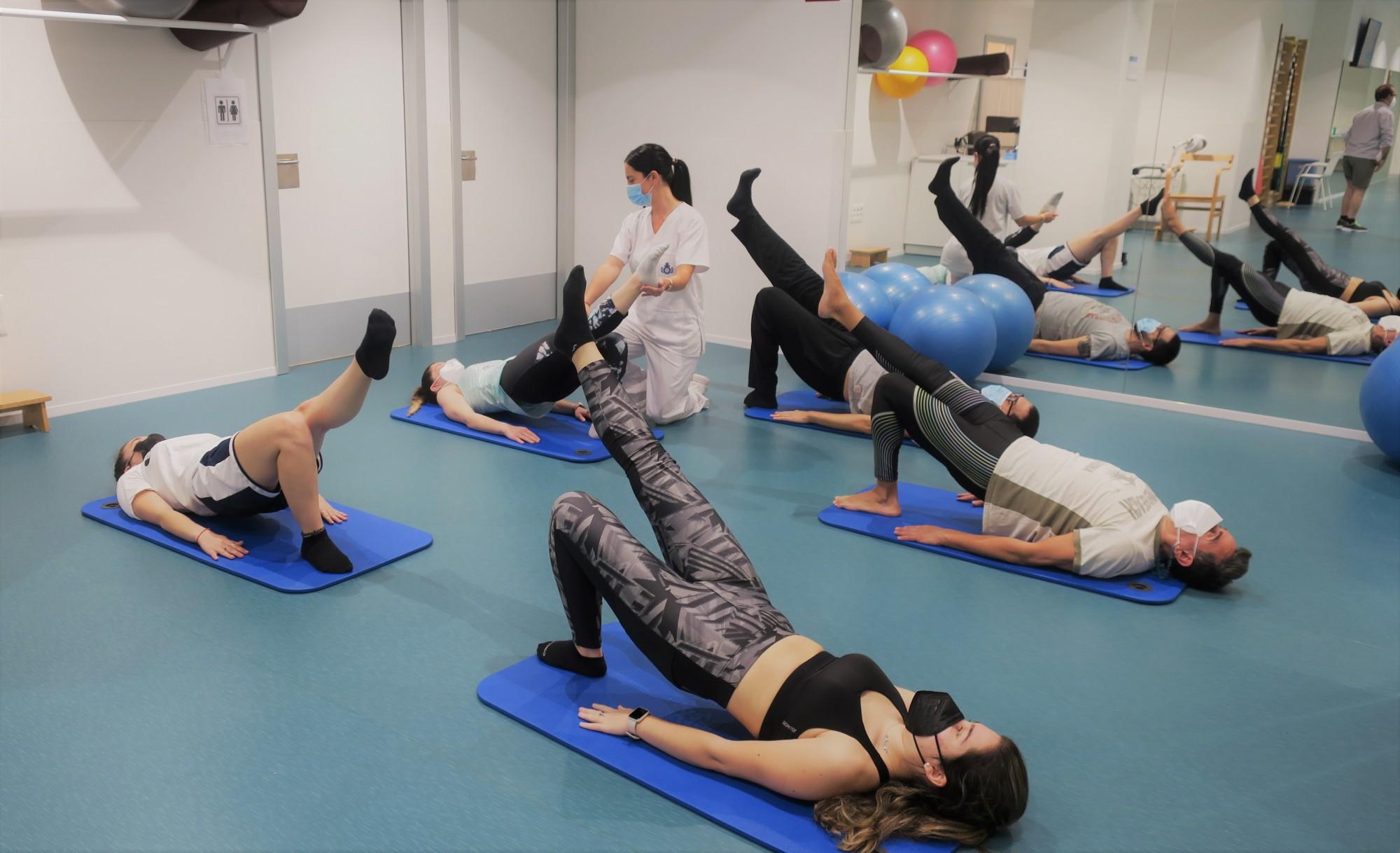 Pilates-Terapéutico