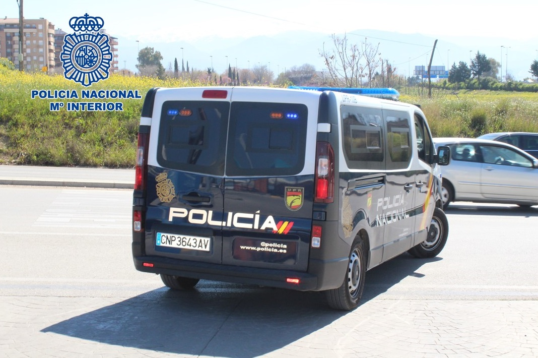 Vehiculo-policial