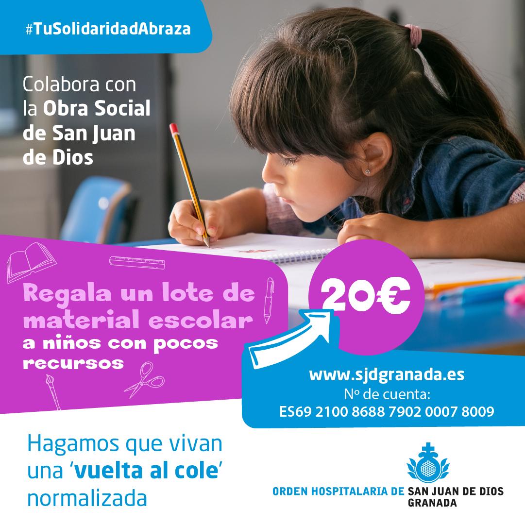 Vuelta-al-cole-Obra-Social-San-Juan-de-Dios-Granada